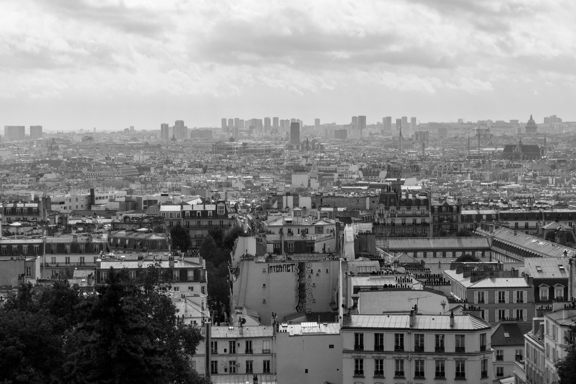 A View On Cities, Sacré-Coeur, Paris - Photo: Stephan Wetaas